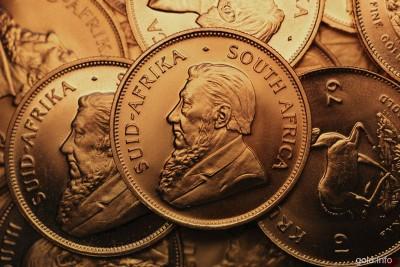 Krügerrand Gold coin