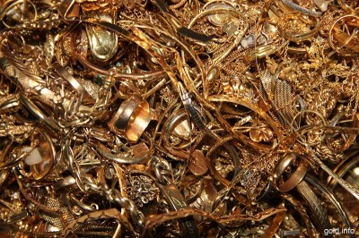 Recycling of Gold Jewellery